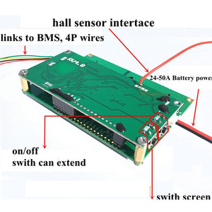 with Android Bluetooth App Smart Bms LTO 22s 17s 9s