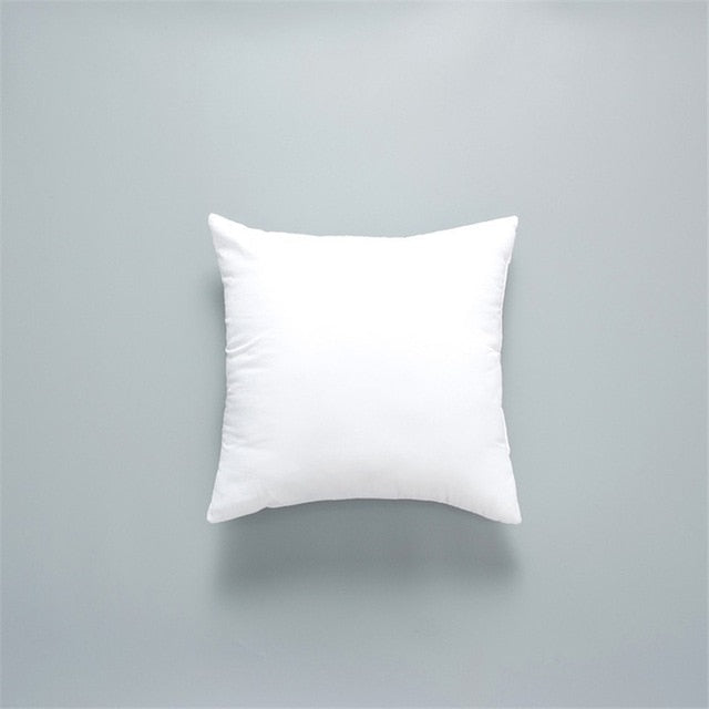 1PC Classic 10 size Solid Pure Cushion Core Funny Soft Head Pillow Inner PP Cotton Filler