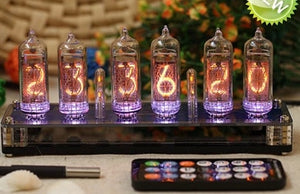 IN-14 Glow tube electronic tube clock