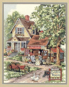 14/16/18/27/28 Top Quality lovely beautiful counted cross stitch kit the the haberdashery house home  Dimensions13608