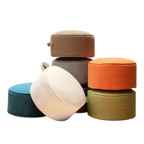 New Design Round High Strength Sponge Seat Cushion Tatami Cushion Meditation Yoga Round