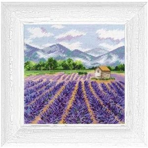 Tuscany patterns Counted Cross Stitch 11CT 14CT 18CT DIY Chinese Cross Stitch Kits Embroidery Needlework Sets
