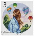 Girls home  paintings Counted  needlework kits DMC 11CT 14CT 18CT Cross Stitch Sets embroidery