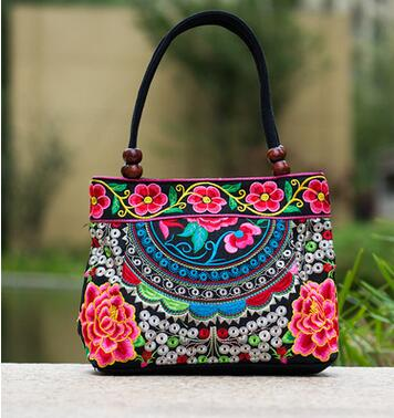 Embroidered Lady bags national