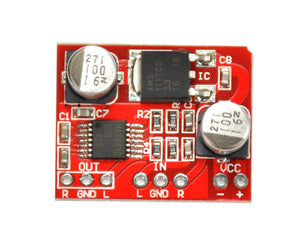 MAX4410 HIFI Headphone amplification Audio Board Pre-amplifier Board