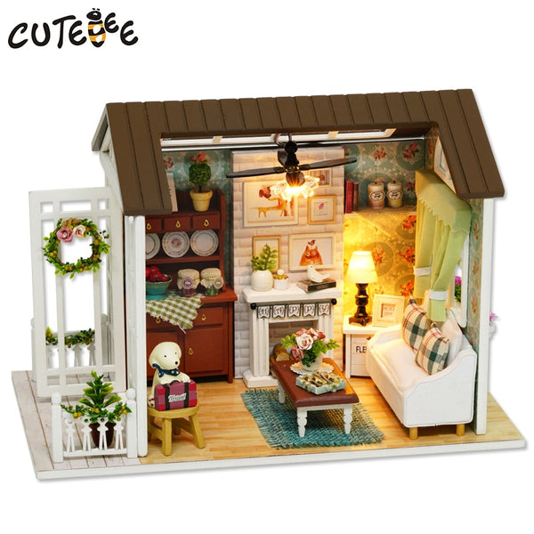 Doll House Miniature DIY
