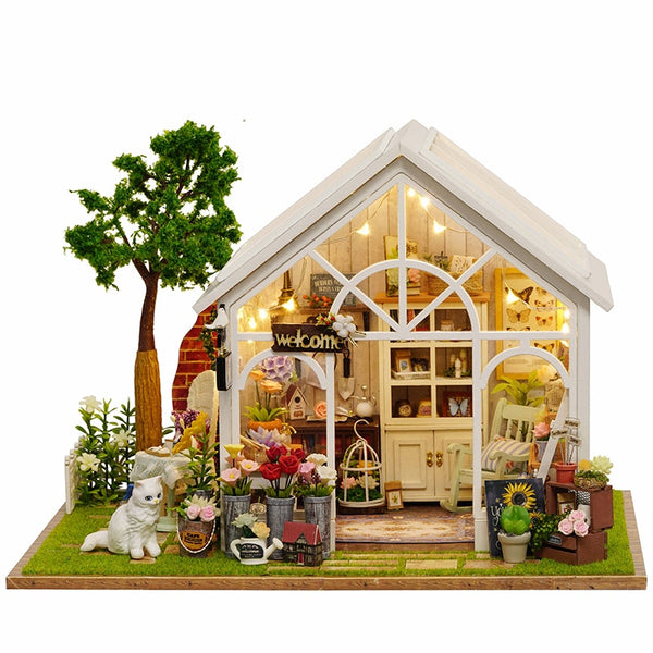 Doll Houses Miniature