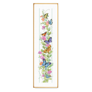 Porch Counted Cross-stitch Kits On Needlework