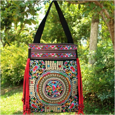 national nice embroidered shoulder bags handmade embroidery ethnic clothshoulder bag handbags