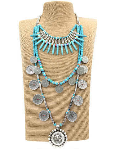 Multi-Layer statement Necklaces for women