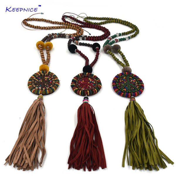 chain Ethnic long Necklaces  for women