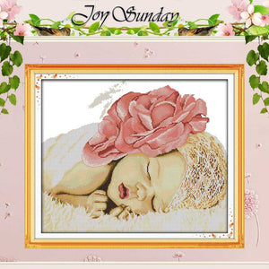 Cross-stitch Kits Embroidery Needlework