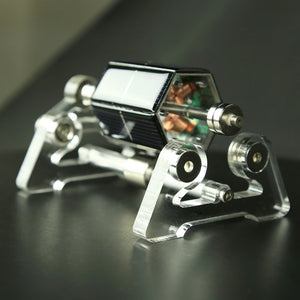 Magnetic Suspension Solar Motor