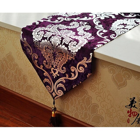 Tablecloth Embroidery Cloth Hotel Villa Wedding