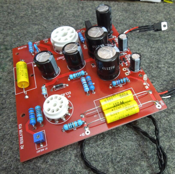 HIFI AudioNote L2 amplifier board  Electronic tube bile-level adjustable power supply