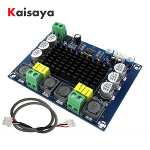 Dual Channel class D digital Power audio amplifier board  120W*2 TPA3116D2 TPA3116