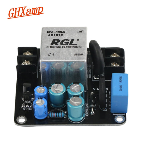 AMP Power Supply Soft Starting Board