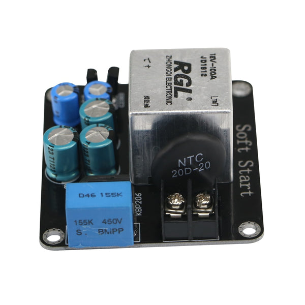 High Power 100A High-current Relay For Class A 1969 Audio Amplifier 1500W 1PC