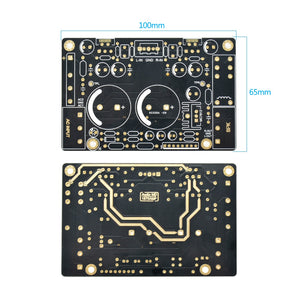 Classic LM1875 20W+20W Audio Power Amplifier Board With Speaker Protection DIY KITS