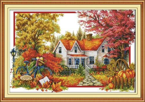 Embroidery for Home Decor Needlework