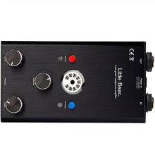 Load image into Gallery viewer, Latest Little Bear Guitar Effects Pedal Bass 12AU7 Vacuum Tube AMP Amplifier