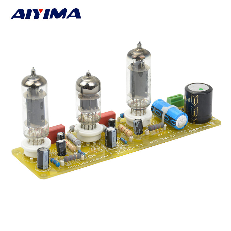 Vacuum Tube Amplifier 6N1+6P1With 3PcTubes