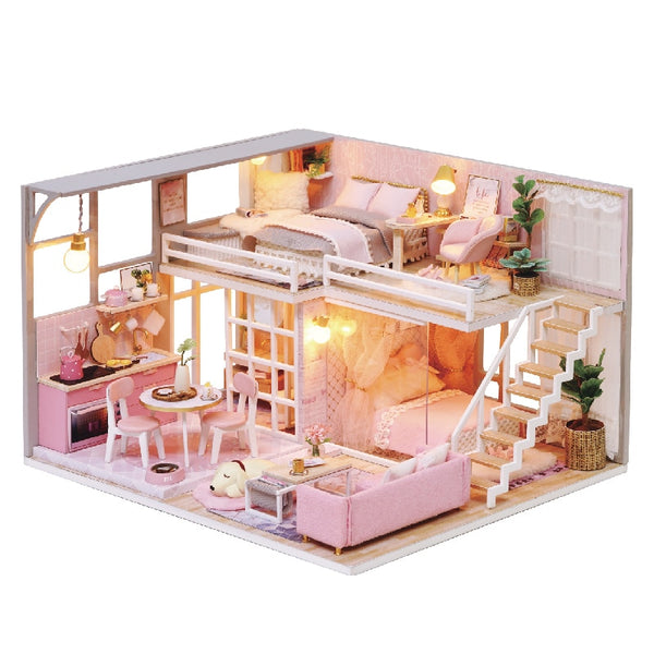 dollhouse Furniture Kit Toys