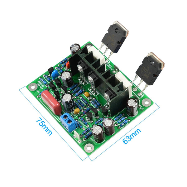 2PCS MX50 SE 100WX2 Dual Channels Audio Power Amplifier Board Diy Kit