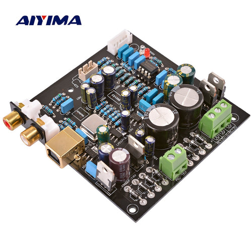 CS4398 PCM2706 USB DAC Decoder Audio Decoding USB Decoder Board