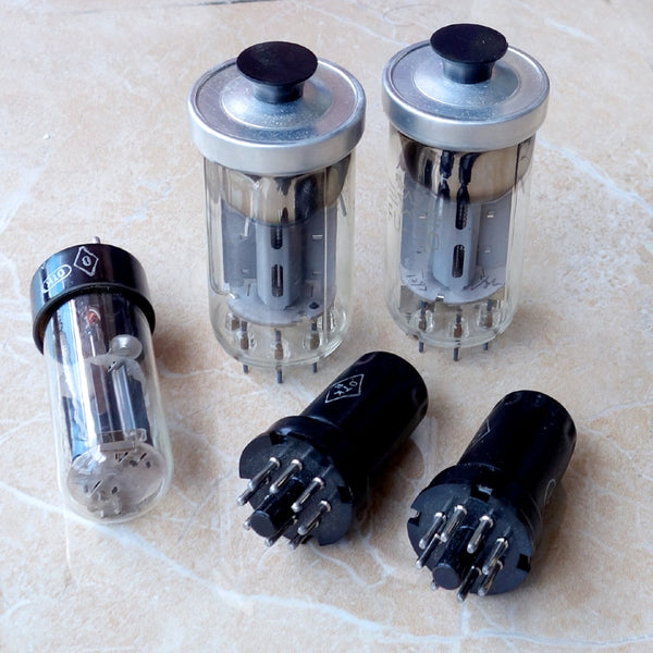 Class A Single-Ended Output Tubes Tube Set Ultra EL34