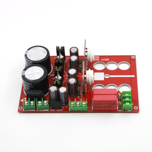 12AU7 electronic tube preamp finished board Double channel power amplifier board Free ship