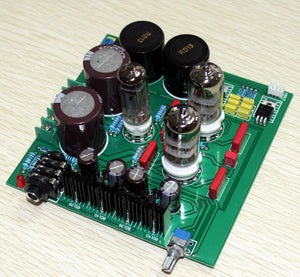 Leman Circuit Headphones power amplifier board Tube amplifier assembly 6N3 Tube