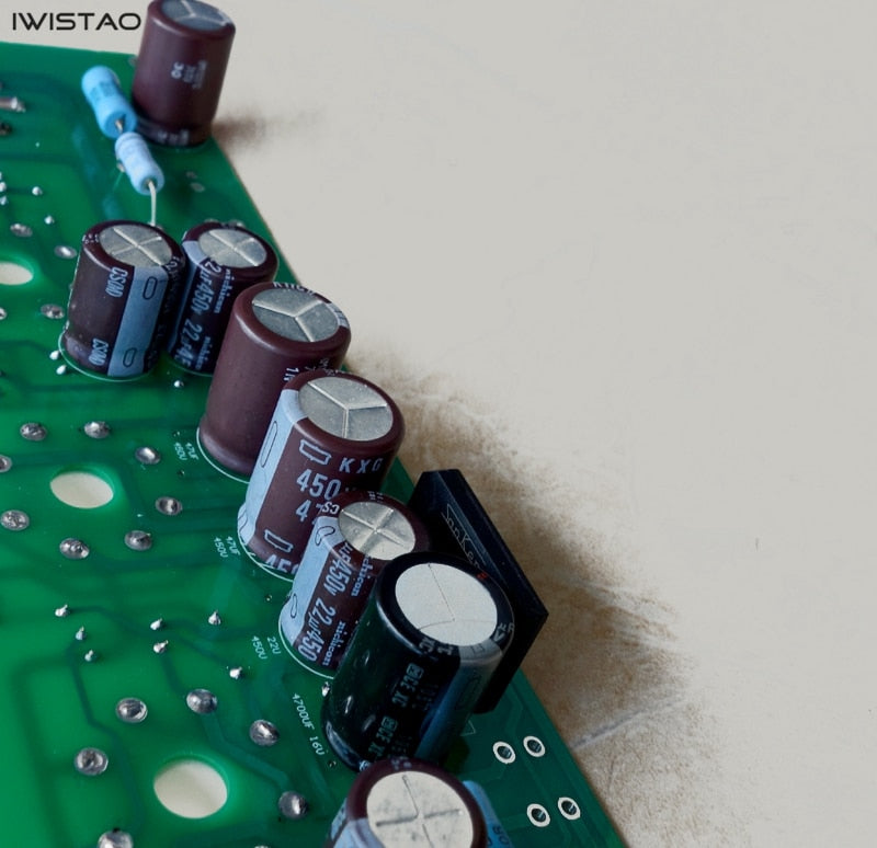 Vacuum Tube Amplifier 2x8W Single-ended Class A PCBA Finished Board Small  300B DIY