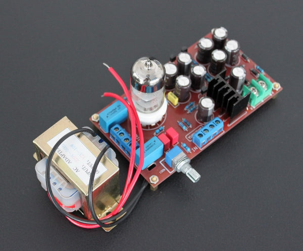 tube amplifier 6N3 pre-stage amplifier board AC12V