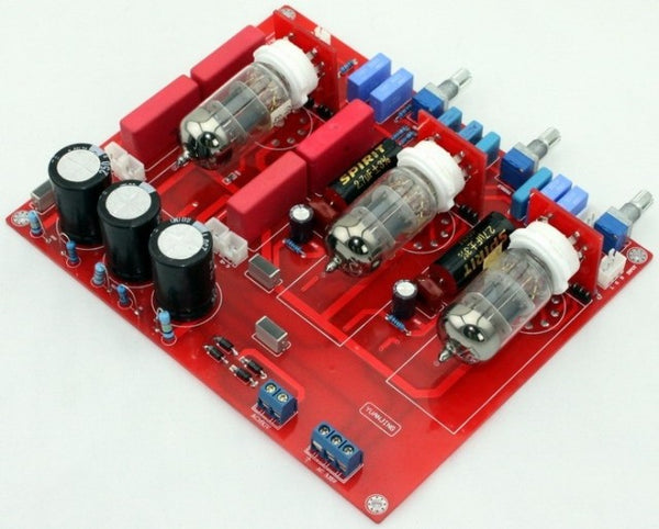 tube amplifier 6N1 pre-stage amplifier board
