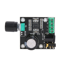 Load image into Gallery viewer, Super Slim 2 x 15W PAM8610 Class D Digital audio Amplifier Board DC 12V