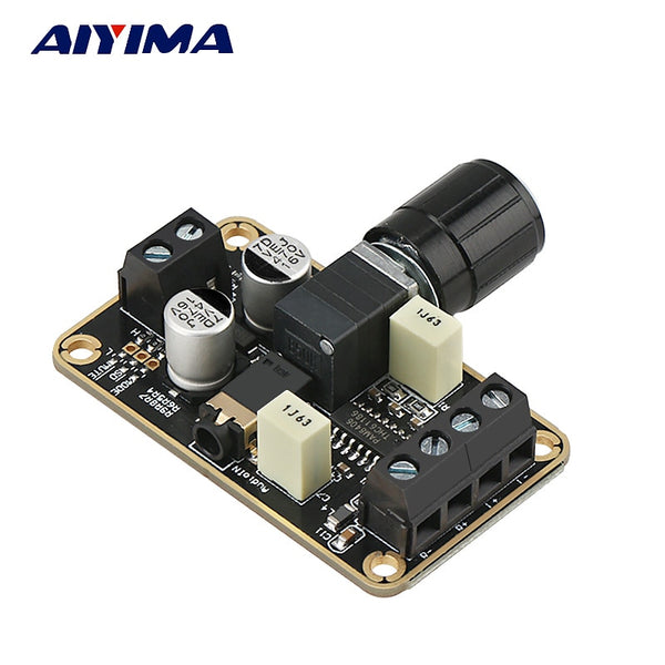 2.0 CH PAM8406 Digital Amplifier Audio Board 2*5W Audio Stereo for DIY Speaker DC 5V