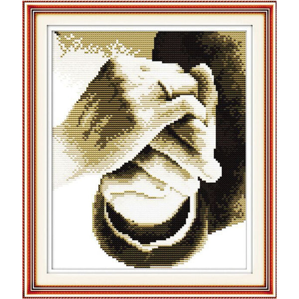 Hold Your Hand Dmc Cross Stitch Sets For Embroidery Kits