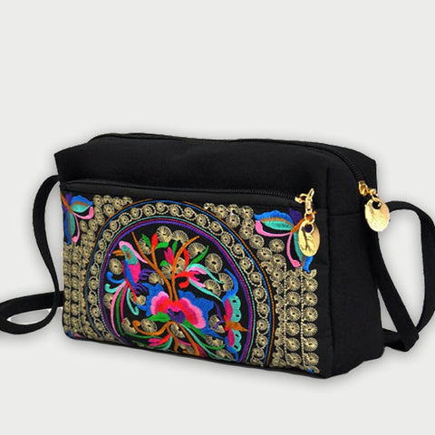 Chinese Style Crossbody Bag