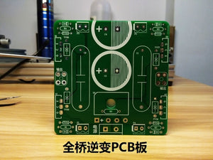 Tesla Coil Full Bridge Inverter PCB Board