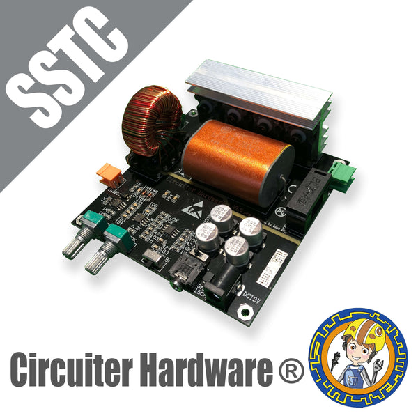SSTC integrated drive board