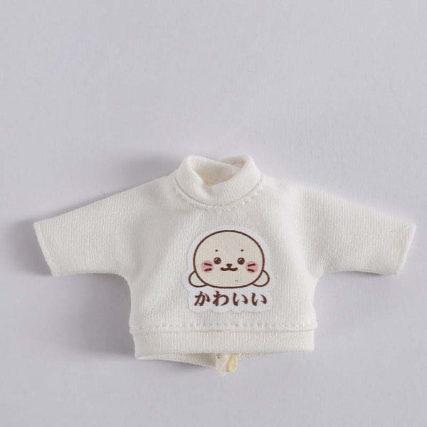 Obitsu11 OB11 1/12 doll coat Cute doll clothes   OB11 doll Sweate accessories doll shirts