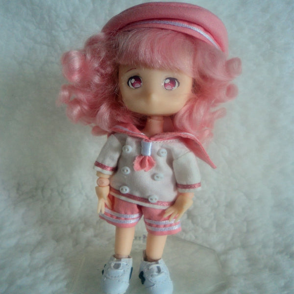 12 BJD doll clothes suit nevy