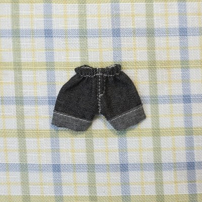 Obitsu11 OB11 doll jean leggings shorts available for OB11 cu-poche accessories doll pants clothes