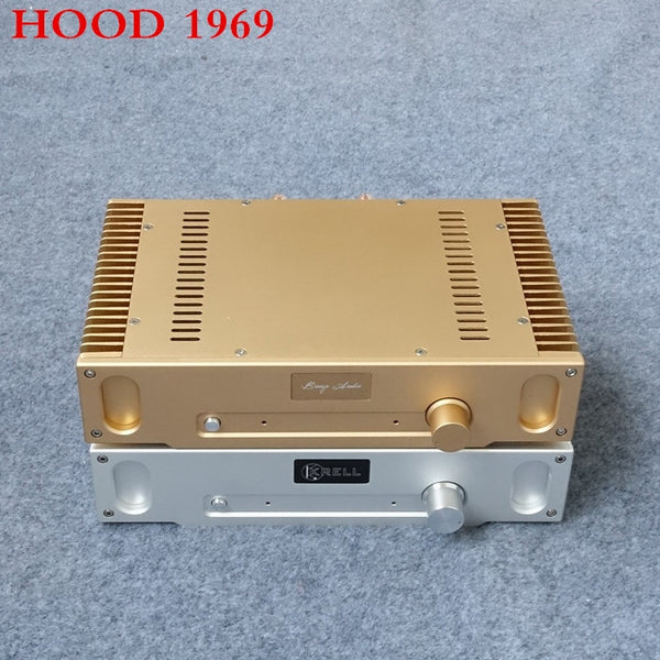 glod sealed the most perfect version of the HD1969 class A power amplifier 10W+10W