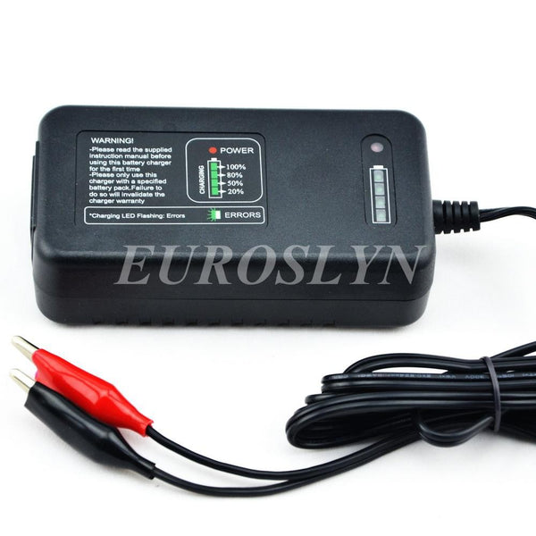 14.4V 3.3A LiFePO4 battery charger fuel gauge for 12V 12.8V 4S Lithium Iron Phosphate battery
