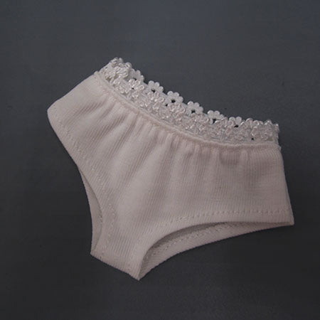 BJD dolls clothes accessories fits 1/3 1/4 1/6 SD17 Doll Tube top lace panties underwear