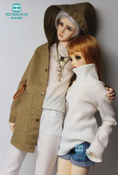 BJD doll clothes fits