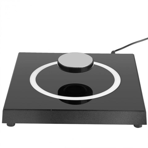 Magnetic Holder 360 degree Rotating Magnetic Levitation Floating Show Shelf Display Platform Magnet