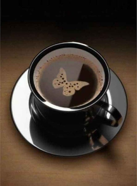 5d diy Full Square/Round drill Diamond Painting Cross stitch Coffee cups Rhinestone